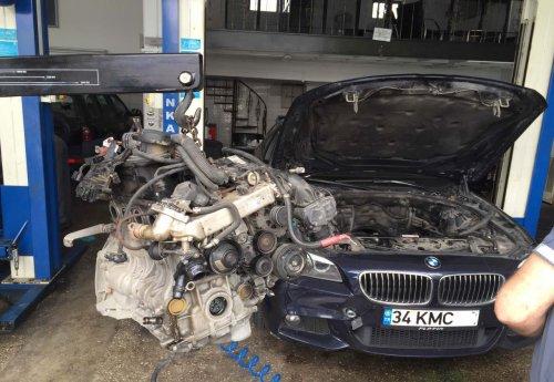 Yükseliş BMW özel servis - 15