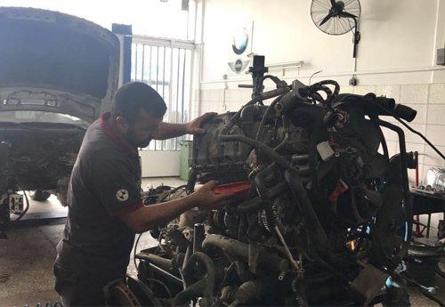 Yükseliş BMW özel servis - 25