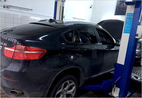 BMW Ankara Servis