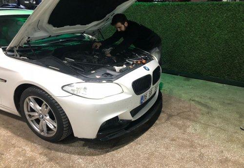 BMW Servisi Yükseliş - 4