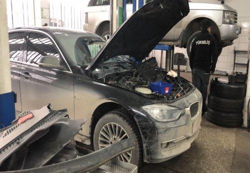 BMW Servisi Yükseliş Bakım