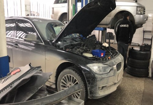 BMW Swervisi - 2